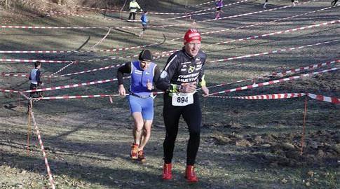 Mathias Schink beim 4. Suppenschüssel-Crosslauf – Foto: © Georg op-online.de