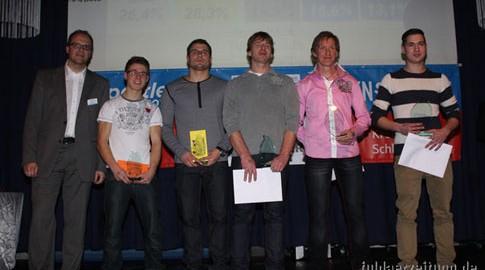 KN-Sportlerwahl 2012 – Foto: © Fuldaer Zeitung